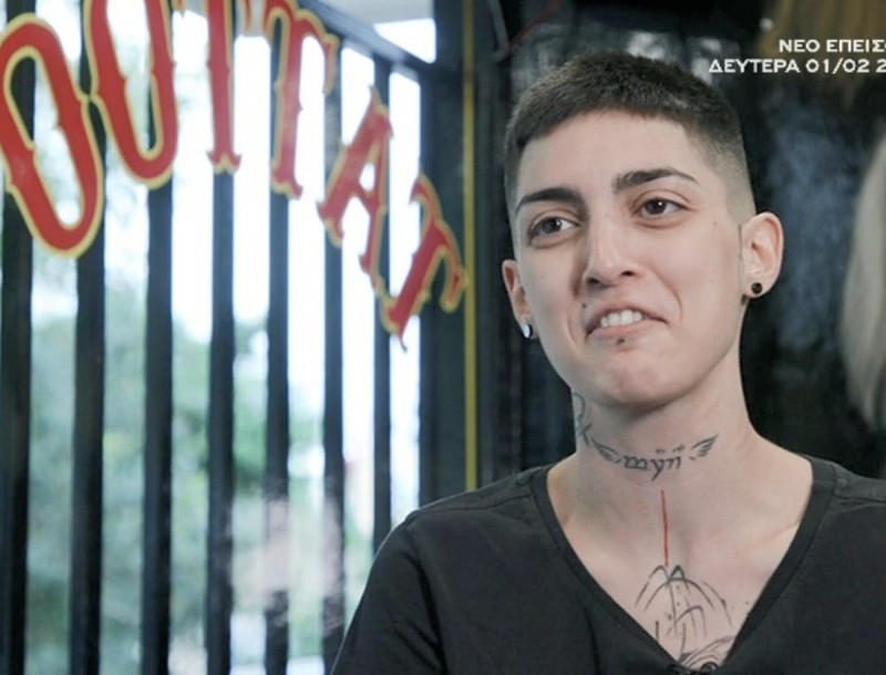 MasterChef 5: Συγκίνησε η νεαρή Βιβή - «Ανακοίνωσα στους γονείς μου πως είμαι γκέι»