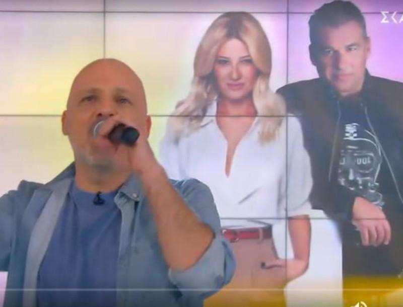 Nίκος Μουτσινάς: Σχολίασε την τηλεοπτική επανένωση Σκορδά - Λιάγκα -