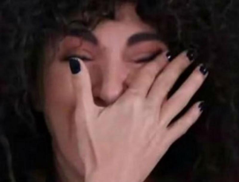 Ξέσπασε σε κλάματα η Μαρία Σολωμού στο Roomies