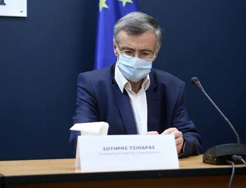 Διέψευσε τις φήμες για την υγεία του με μία φωτογραφία ο Σωτήρης Τσιόδρας