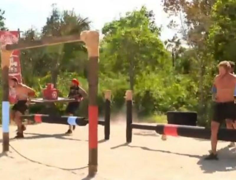 Survivor spoiler 19/1: Όλος ο αγώνας Κρις - Νικού VS Τριαντάφυλλου - Κόρο