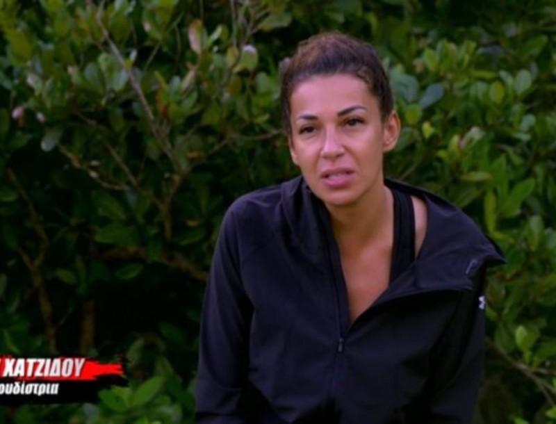 Η Χατζίδου αποκαλύπτει τα προβλήματα υγείας μετά το Survivor - «Ήμουν ένα βήμα πριν το χειρουργείο»