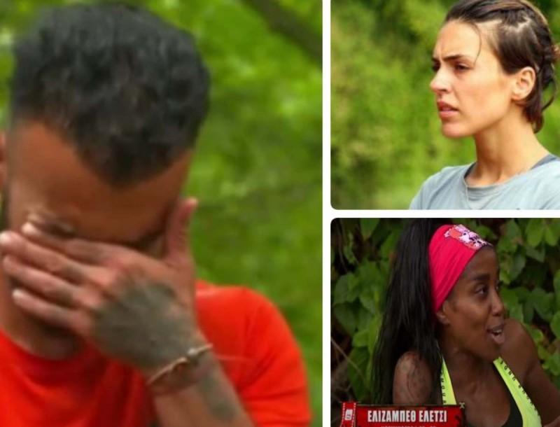 Survivor 4 - highlights 10/1: Η μεταφορά της Κάτιας στο νοσοκομείο, η ήττα και τα κλάματα του Περικλή