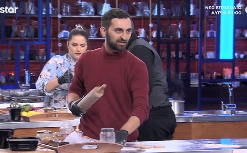 MasterChef Κοντιζάς - Κουτσόπουλος