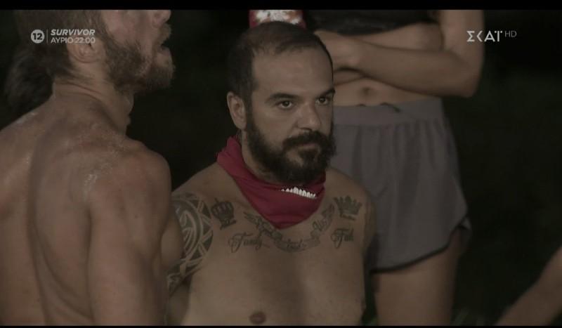 Survivor Τριαντάφυλλος Καλίδης