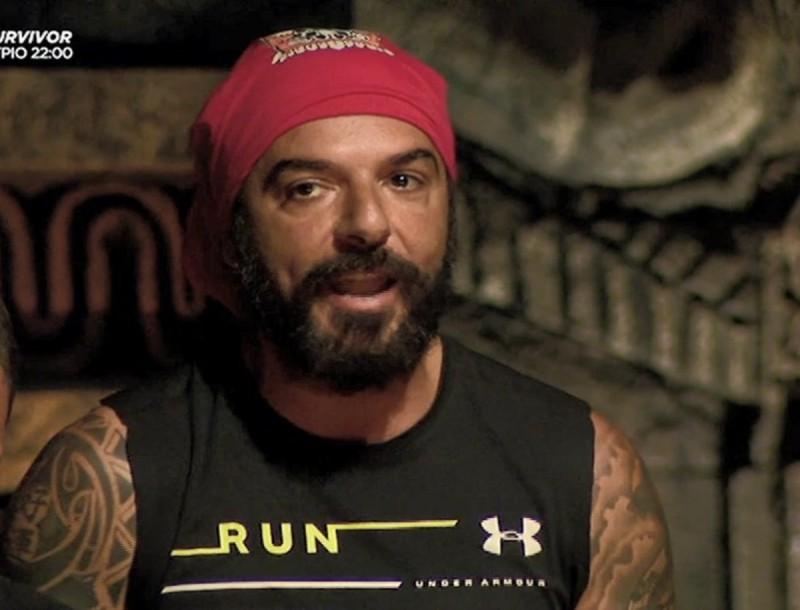Survivor 4: Ξέσπασμα από τον πουθενά για τον Τριαντάφυλλο - «Γιατί ψηφίζατε τον Κοψιδά κάθε εβδομάδα;»