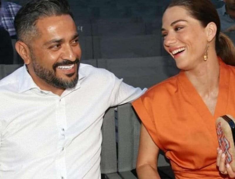 Βάσω Λασκαράκη: Ευχήθηκε στον Σουλτάτο για τα γενέθλιά του με μία αδημοσίευτη φωτογραφία από τον γάμο τους