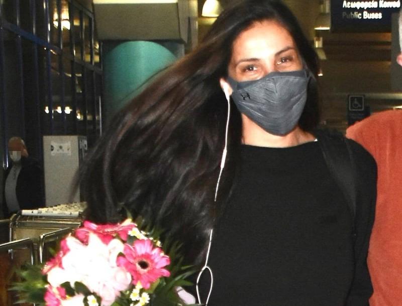 Survivor 4: Επέστρεψε στην Ελλάδα η Βαλέρια Χοψονίδου - Αποκλειστικές φωτογραφίες από το αεροδρόμιο
