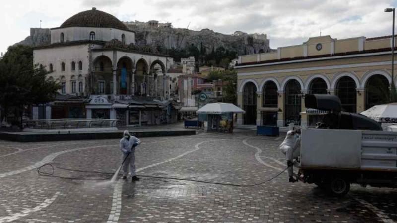 Εισήγηση λοιμωξιολόγων: Παράταση του lockdown για μία εβδομάδα στην Αττική