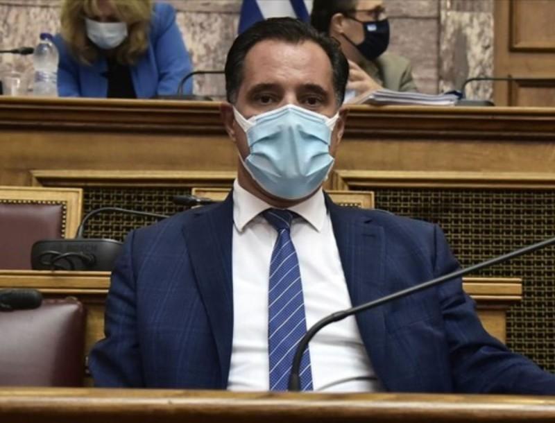 Κορωνοϊός - Άδωνις Γεωργιάδης: «Σταματά το take away στην εστίαση τα Σαββατοκύριακα»
