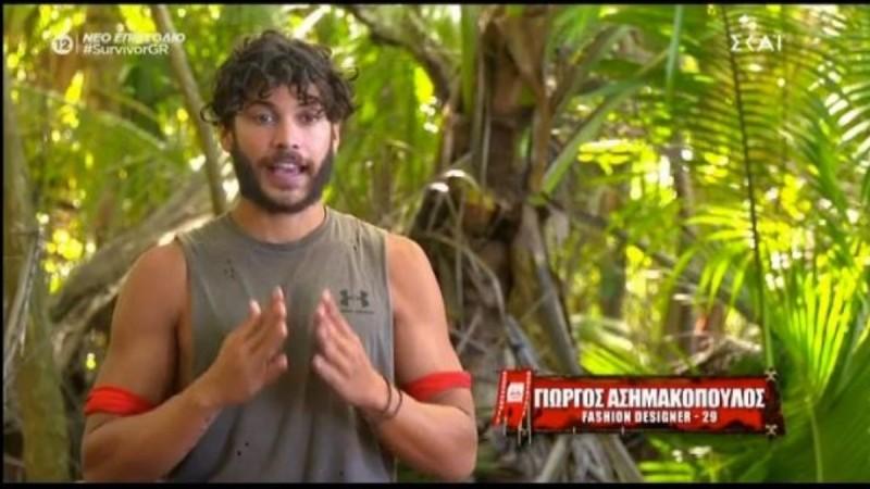 Survivor 4 - Ασημακόπουλος: «Στεναχωρέθηκα που δεν μας χαιρέτησε η Ανθή»