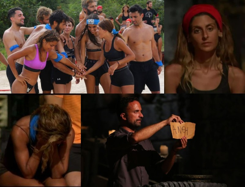 Survivor 4 Highlights (22/2): Οι έντονοι καυγάδες, τα κλάματα της Ελευθερίου και το ξέσπασμα της Σαλαγκούδη