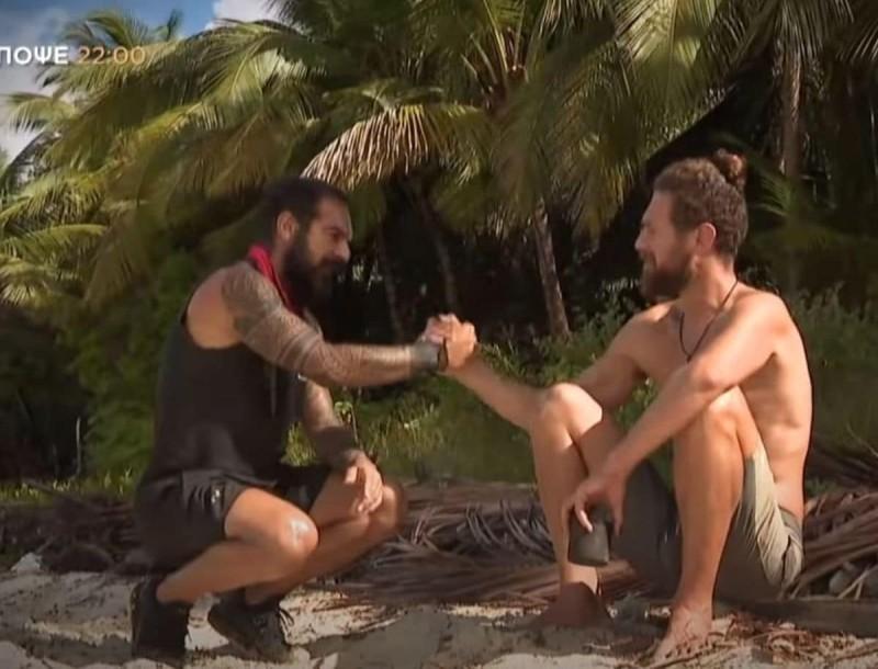 Survivor 4 trailer 24/2: Ο Παπαδόπουλος τα βρίσκει με τον Ντάφυ!