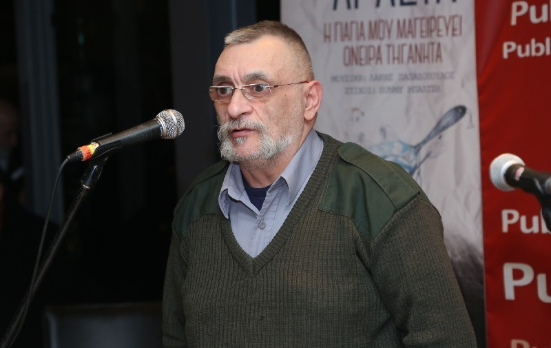 Ιάσονας Τριανταφυλλίδης Γιώργος Κιμούλης