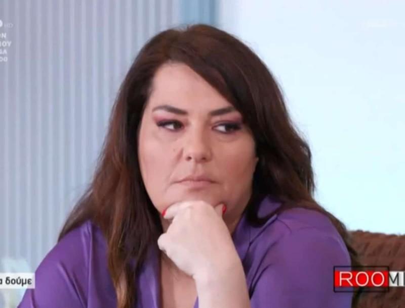 Χείμαρρος η Κατερίνα Ζαρίφη - «Αν ανοίξει ο ασκός για την τηλεόραση η μπόχα θα φτάσει μέχρι τον ουρανό»