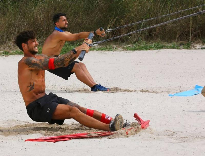Survivor 4: Οι Κόκκινοι κέρδισαν το αγώνισμα επικοινωνίας