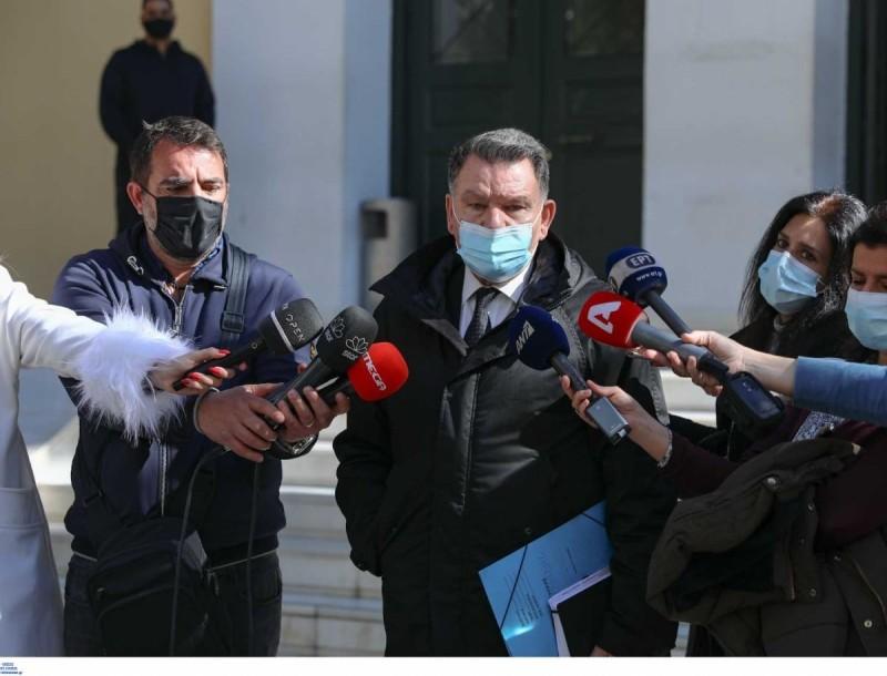 Αλέξης Κούγιας: Ανέλαβε την υπεράσπιση του Λιγνάδη - «Οι μάρτυρες είναι ''επαγγελματίες'' ομοφυλόφιλοι»