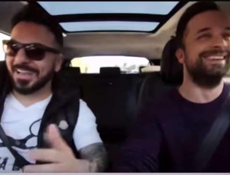 Survivor 4: Όταν ο Γιώργος Λιανός και ο Τριαντάφυλλος πήγαιναν εκδρομή με πολυτελές αυτοκίνητο