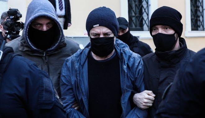Δημήτρης Λιγνάδης φυλακή