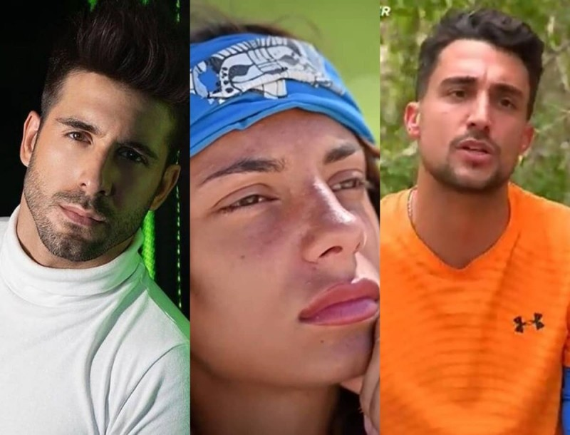 Survivor 4: Ο πρώην και ο νυν της Μαριαλένας είναι φίλοι