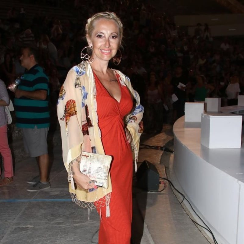 Μαριλένα Παναγιωτοπούλου βιογραφικό