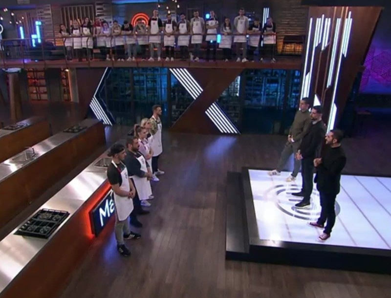 Masterchef 5: Στέφανος, Κωνσταντίνα, Βίλλη, Κωστής και Ιωάννης οι υποψήφιοι προς αποχώρηση