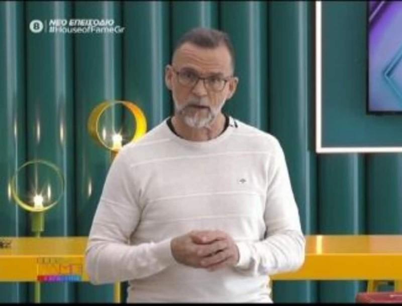 House of Fame - Μεταξόπουλος: «Κάποιοι από εσάς δεν έχουν κάνει την παραμικρή πρόοδο»
