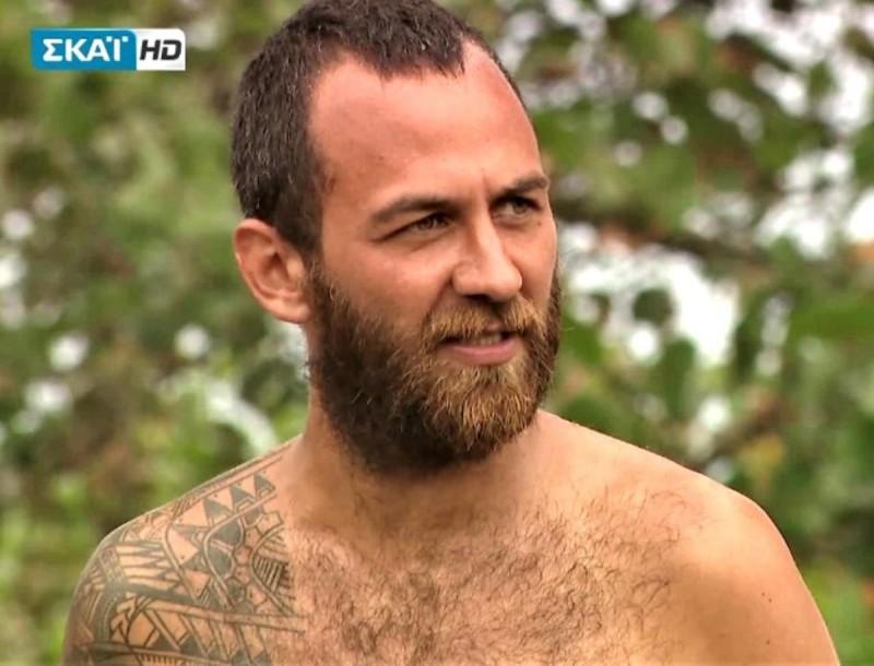 Survivor 4: Μπαίνει ο Κώστας Αναγνωστόπουλος -