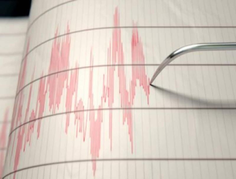 Σεισμός 3,4 Ρίχτερ νότια της Λέσβου