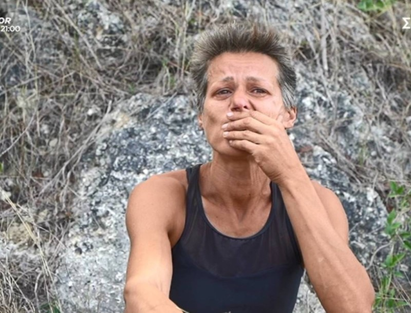 Survivor 4: Κατέρρευσε η Σοφία - «Ο πρώην μου δεν έστειλε φωτογραφίες των παιδιών λόγω της αντιδικίας μας»
