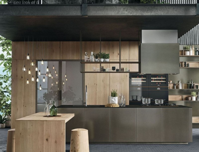 Opera και Aisha οι νέες ξεχωριστές προτάσεις της Gruppo Cucine για την κουζίνα σας
