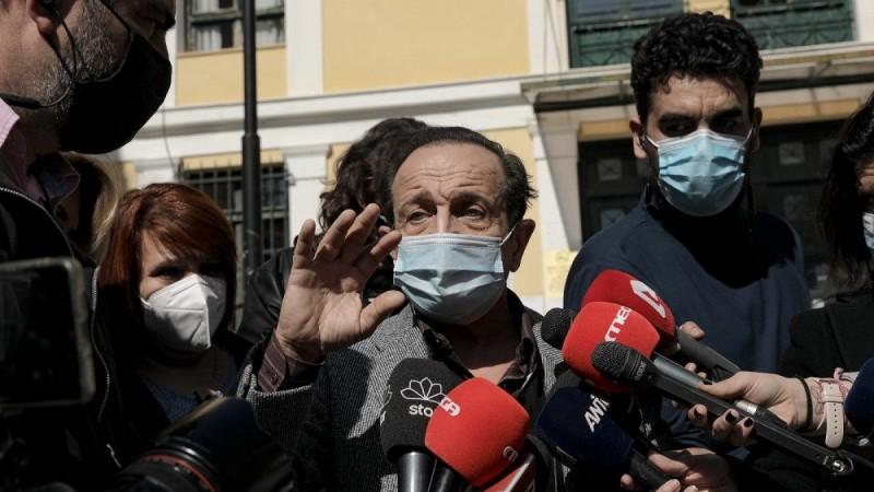 Σπύρος Μπιμπίλας: «Απόψε κοιμήθηκα αγκαλιά με όλη την Ελλάδα»