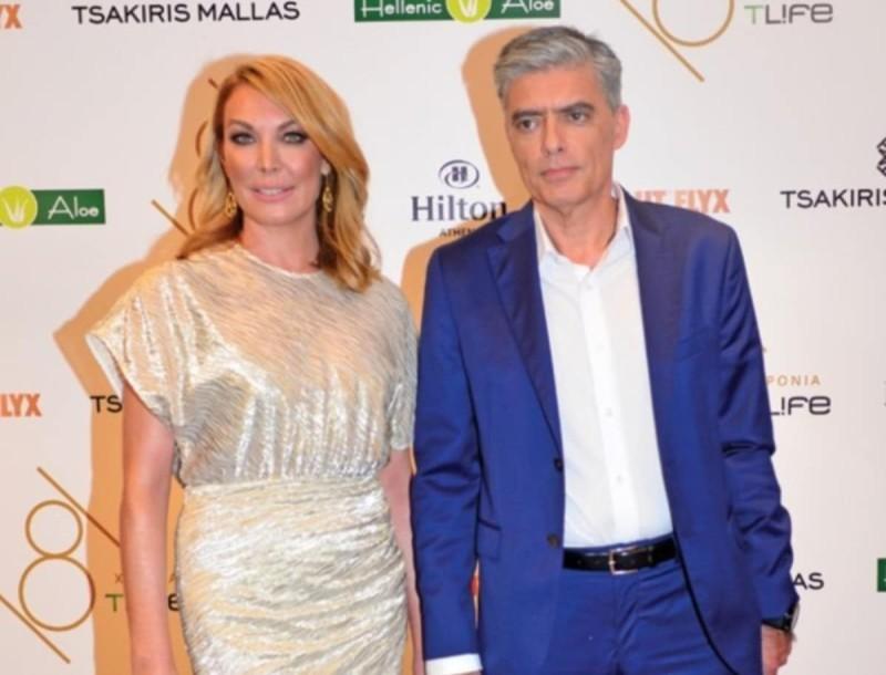 Τατιάνα Στεφανίδου: Γιορτάζει την μέρα του Αγίου Βαλεντίνου με φωτογραφία από τον γάμο της με τον Νίκο Ευαγγελάτο