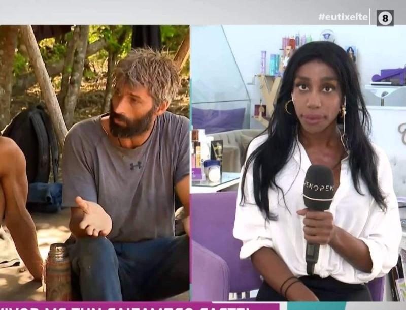 Survivor 4 - Ελέτσι: «Όλοι ξέρουμε ότι η Άννα Μαρία είναι διαχυτική»