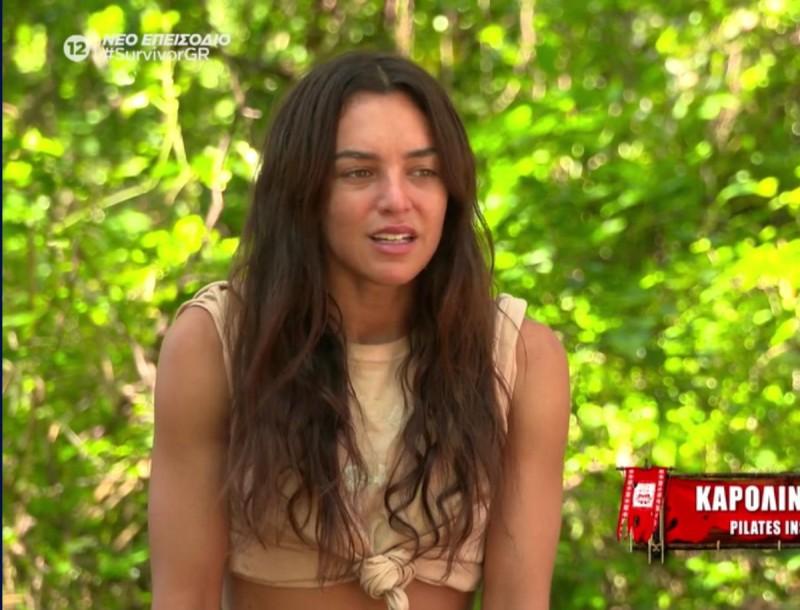 Survivor 4: Τα έβαλε με την Σοφία η Καρολίνα - «Προκαλεί πολύ με την συμπεριφορά της»