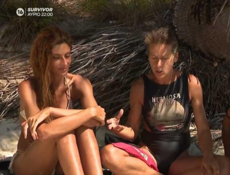 Survivor 4: «Όταν κάνεις παρέα με την κόρη του βουλευτή για να μπεις στο δημόσιο»