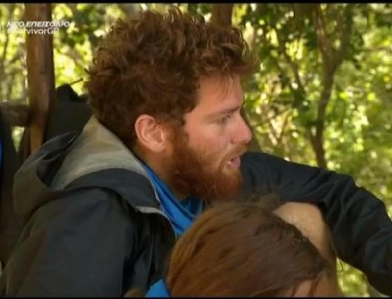Survivor 4 - Τζέιμς: «Κάνατε χοντρή βλακεία! Δεν δίνω φαγητό!»