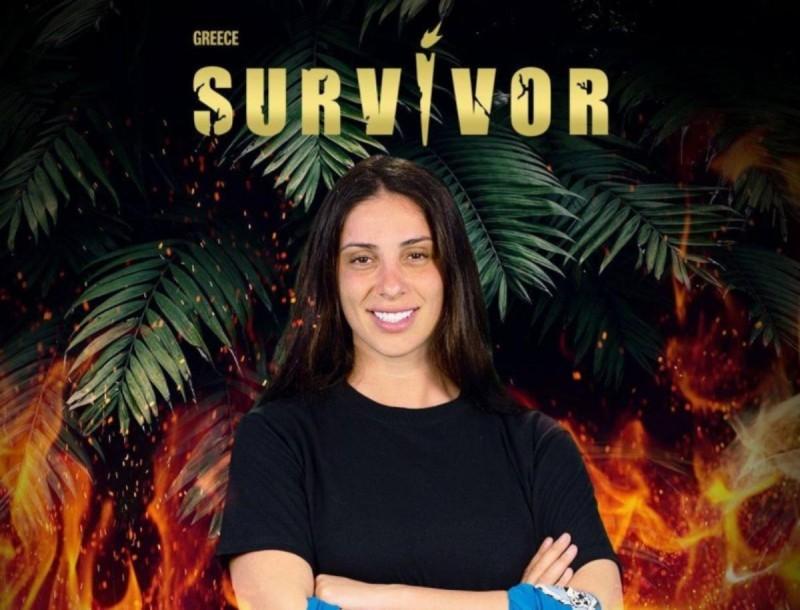 Βαλέρια Χοψονίδου: Μετά το Survivor 4 έγινε... καμβάς ζωγραφικής για τα παιδιά της Ολυμπίας