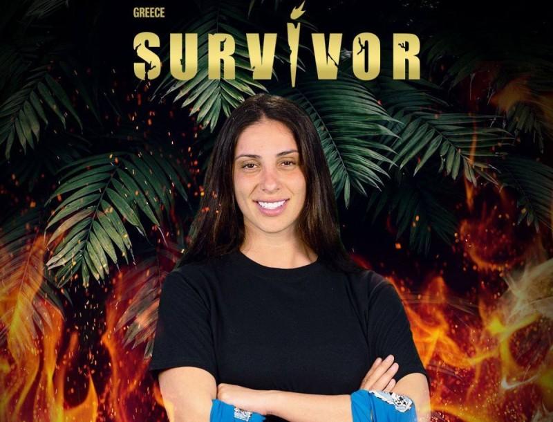 Survivor 4: Η πρώτη ανάρτηση της Βαλέριας Χοψονίδου