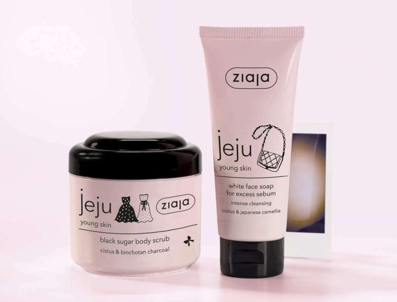Ziaja Jeju Young Skin: Η απόλυτη φροντίδα για το νεανικό δέρμα!