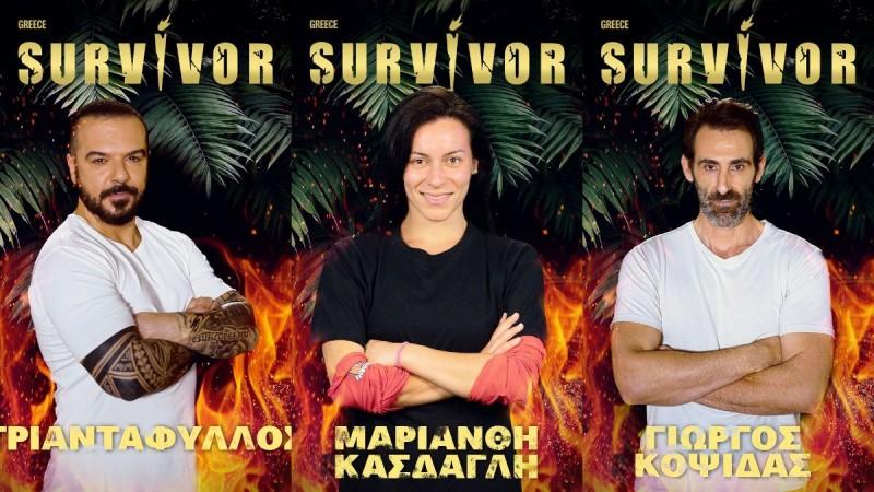 Survivor 4 spoiler 17/3 ψηφοφορία