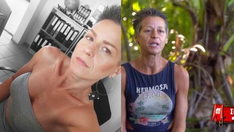 Survivor 4: Έτσι ήταν πριν και μετά το παιχνίδι η Σοφία Μαργαρίτη