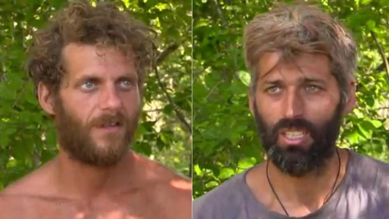 Survivor 4: Εξετάζεται το ενδεχόμενο μεταφοράς Κρις και Αλέξη στους Κόκκινους