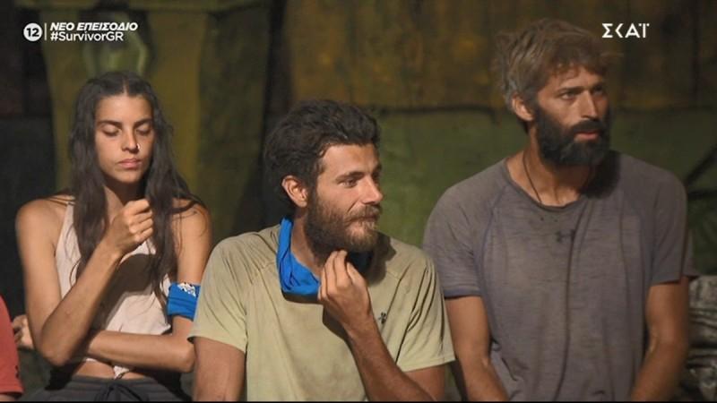 Survivor 4: Αλέξης και Κρις