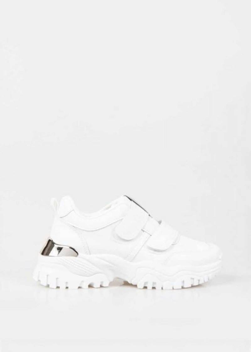 sneakers με μεγάλη σόλα