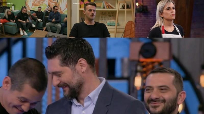 MasterChef 5 highlights 15/3: Το απίστευτο σκηνικό με τους κριτές και η νικήτρια του Mystery Box