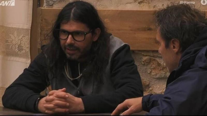 Φάρμα: Ο φακός «τσάκωσε» τον Ερωτόκριτο στην Αθήνα ενώ δεν έχει προβληθεί ακόμη η αποχώρηση του
