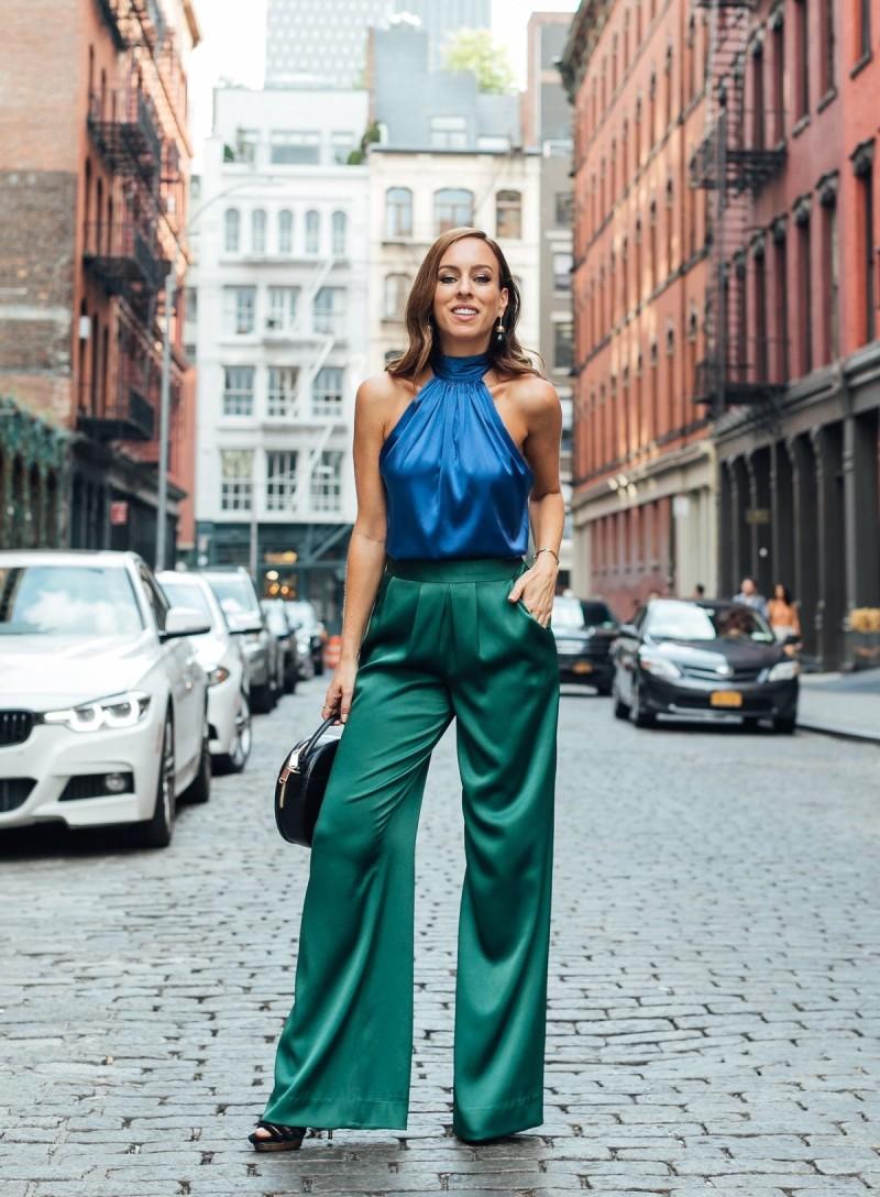 πράσινο παντελόνι