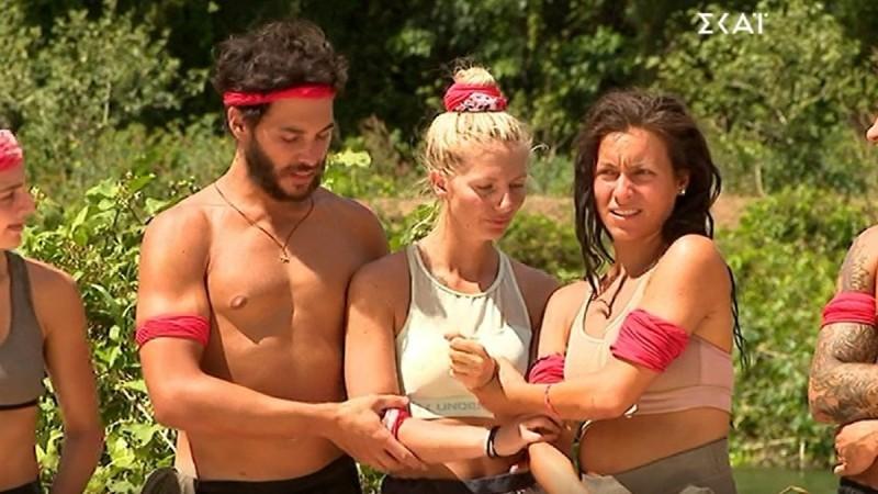 Survivor 4: Κατέρρευσε η Ελένη Χαμπέρη μετά το αγώνισμα
