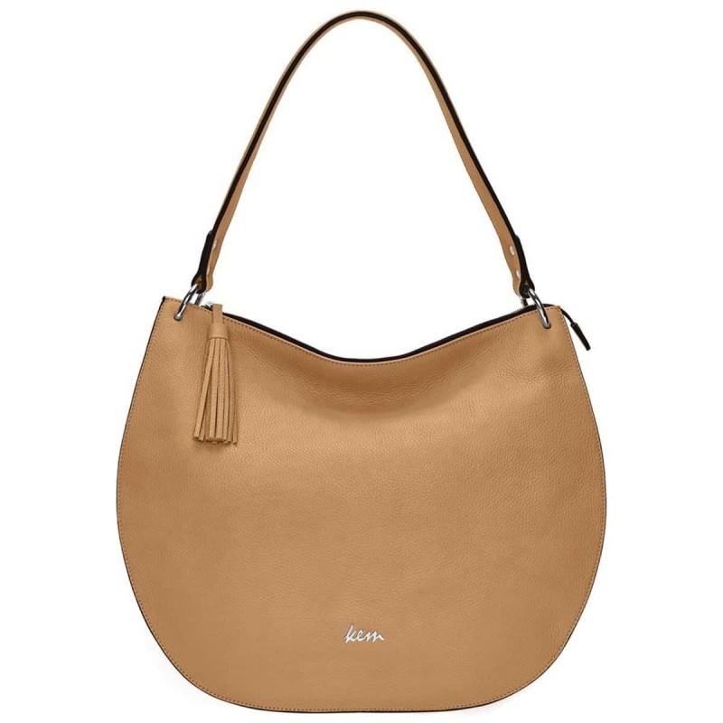 τσάντα μπεζ